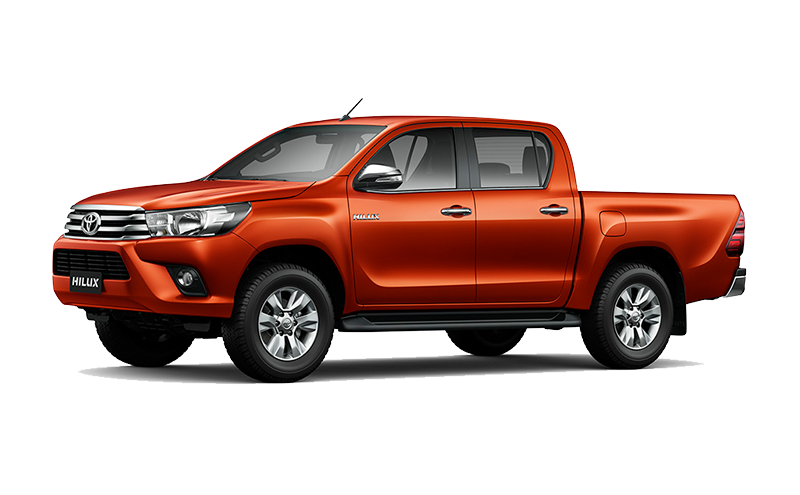 2.4GD Country Double Cab 6-MT 2x4 PRERUNNER