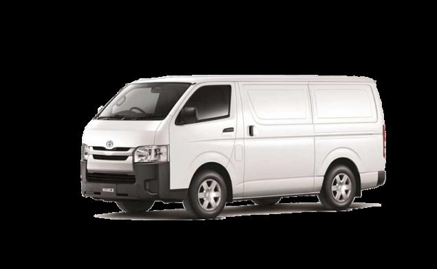 Hiace Van